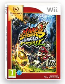 Mario Strikers Charged Football: Select Range (Wii)