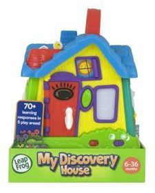 LeapFrog - Little Learning Home - My Discovery House