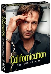 Californication Season 4 (DVD)