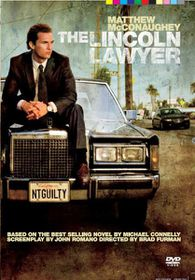 The Lincoln Lawyer (2011)(DVD)