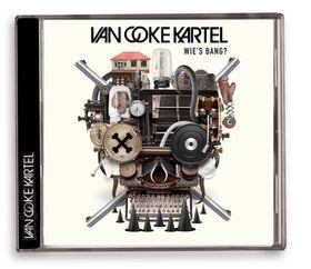 Van Coke Kartel - Wie's Bang? (CD)
