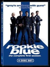 Rookie Blue Season 1 (DVD)
