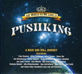Pushking - The Worldas We Love It (CD)