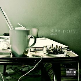 Kabomo - All Things Grey (CD)