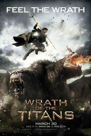 Wrath of the Titans (DVD)