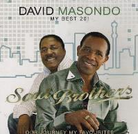 Soul Brothers - My Best 20 - David's Choice (CD)