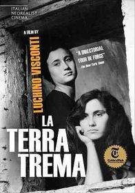 La Terra Trema - (Region 1 Import DVD)
