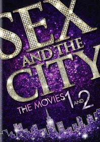 Sex and the City/Sex and the City 2 - (Region 1 Import DVD)