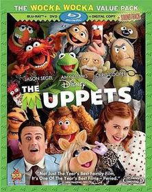 Muppets - (Region A Import Blu-ray Disc)