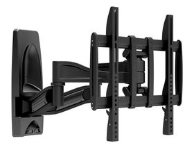 Brateck 26 Inch - 42 Inch - Aluminum & Steel Bracket Four Arms