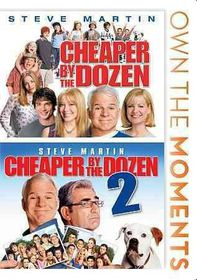 Cheaper by the Dozen/Cheaper by the D - (Region 1 Import DVD)