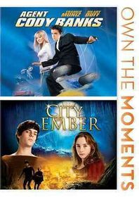 Agent Cody Banks/City of Ember - (Region 1 Import DVD)