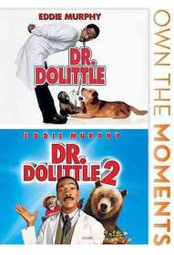 Dr Dolittle/Dr Dolittle 2 - (Region 1 Import DVD)