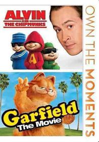 Alvin and the Chipmunks/Garfield:Movi - (Region 1 Import DVD)