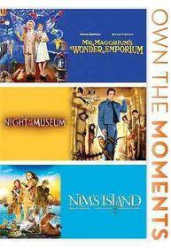 Mr. Magorium's Wonder Emporium/Night - (Region 1 Import DVD)