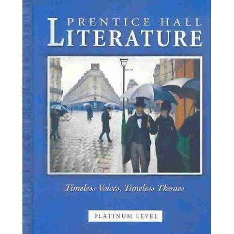 prentice hall literature 7th grade