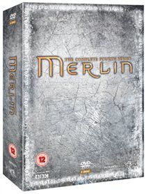 Merlin: Complete Series 4 - (Import DVD)