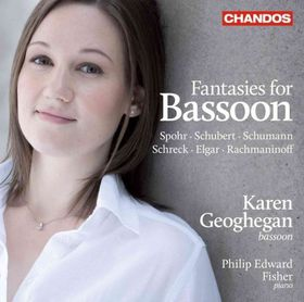 Fantasies for Bassoon - (Import CD)