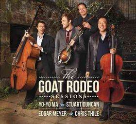 Goat Rodeo Sessions - (Import CD)