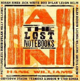 The Lost Notebooks Of Hank Williams - Various Artists (CD)
