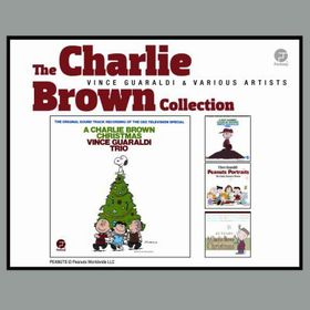 vince Guaraldi - Charlie Brown Collection (CD)