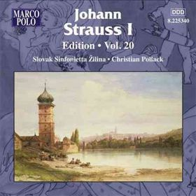 Strauss: Edition Vol 20 - Edition - Vol.20 (CD)