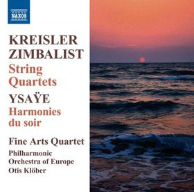 String Quartets;Harmonies Du Soir - (Import CD)