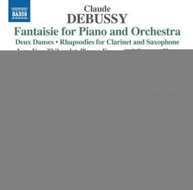 Debussy: Fantaisie For Piano And Orchest - Fantaisie For Piano And Orchestra (CD)
