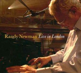 Newman, Randy - Live In London (CD + DVD)