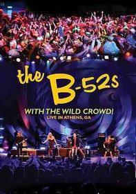 With The Wild Crowd Live in Athens Ga - (Region 1 Import DVD)