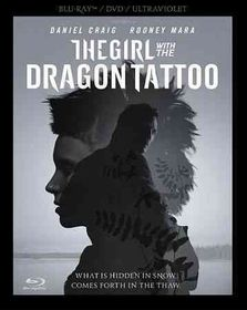 Girl with The Dragon Tattoo (Combo) - (Region A Import Blu-ray Disc)