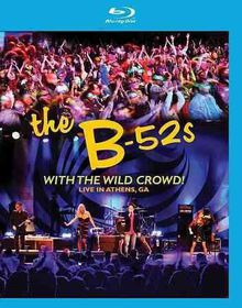 With The Wild Crowd Live in Athens Ga - (Region A Import Blu-ray Disc)