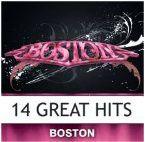 Boston - 14 Great Hits (CD)