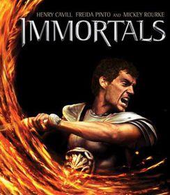 Immortals (2011)(Blu-ray)