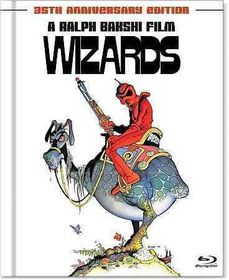 Wizards (35th Anniversary Edition) - (Region A Import Blu-ray Disc)