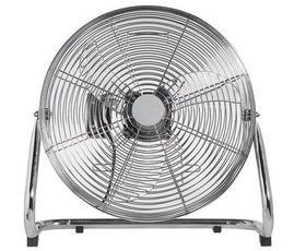 Goldair - 46cm High-Velocity Floor Fan - Chrome