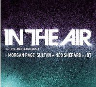 Morgan Page - In the air(CD)