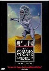 Rolling Stones - Bridges To Babylon Tour (DVD)