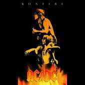 Ac / Cd - Bonfire (CD)