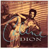 Celine Dion - The Colour Of My Love (CD)