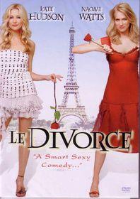 Le Divorce - (DVD)