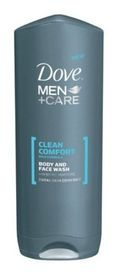 Dove - Men+Care Body Wash - Clean Comfort - 250ml