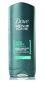 Dove - Men+Care Body - Wash Aqua Impact - 400ml