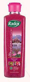 Radox - Herbal Foam Bath - Thai Infusions Sensual Spa - 500ml