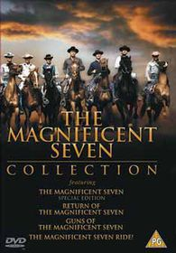 Magnificent Seven Box set - 4 Discs (parallel import)