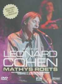 Roets, Mathys - Songs Of Leonard Cohen (CD + DVD)