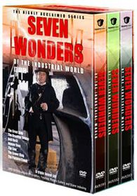Seven Wonders of the Industrial World - (Import DVD)