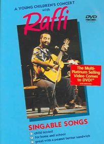 Young Children's Concert with Raffi - (Region 1 Import DVD)