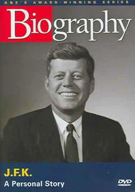 John F Kennedy - (Region 1 Import DVD)