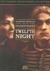 Twelfth Night - (Region 1 Import DVD)